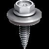 Slika od EJOFAST Samobušeći vijak za podužno spajanje lima  Inox JF3-2H-4,8