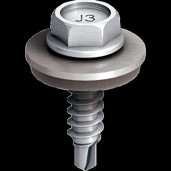 Bild von EJOT® SUPER-SAPHIR Bohrschraube  JT3-2H-4,8