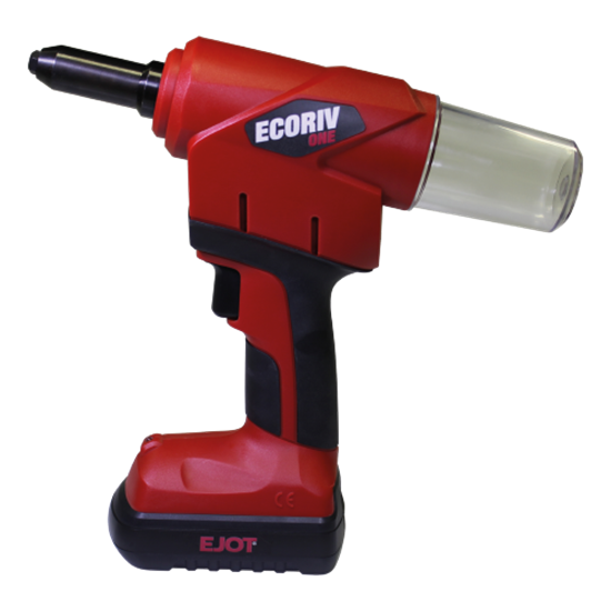 Picture of EJOT®  Battery Riveter ECORIV ONE