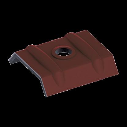 Slika od EJOT® Krovni Jahač trapez VAW crveno – braon
