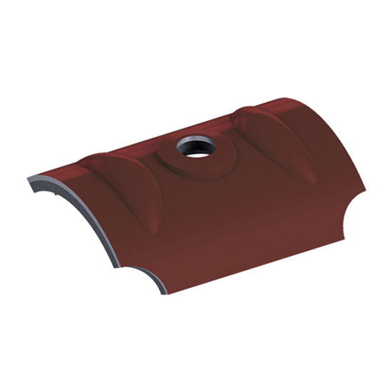 Picture of EJOT®  Sinusoidal Storm Washer VAW Red Brown